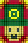 Alpha pattern #62770