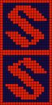 Alpha pattern #62771