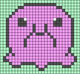 Alpha pattern #62778