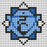 Alpha pattern #62781