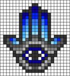 Alpha pattern #62785