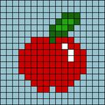 Alpha pattern #62790