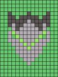 Alpha pattern #62793