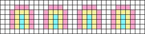 Alpha pattern #62794