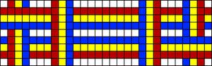 Alpha pattern #62840