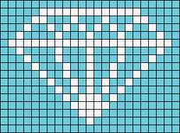 Alpha pattern #62841