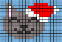 Alpha pattern #62842