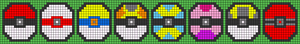 Alpha pattern #62845