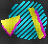 Alpha pattern #62848