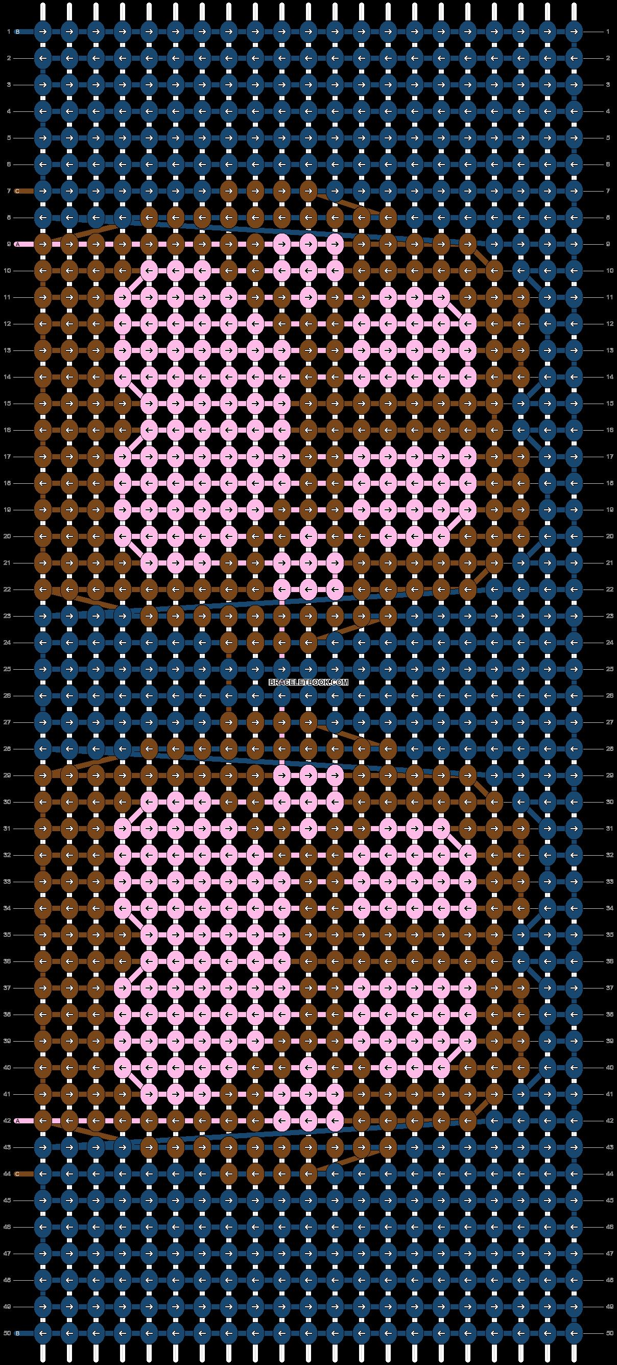 Alpha pattern #62860 pattern