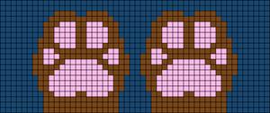 Alpha pattern #62860