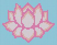 Alpha pattern #62869