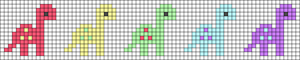 Alpha pattern #62871