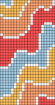 Alpha pattern #62872