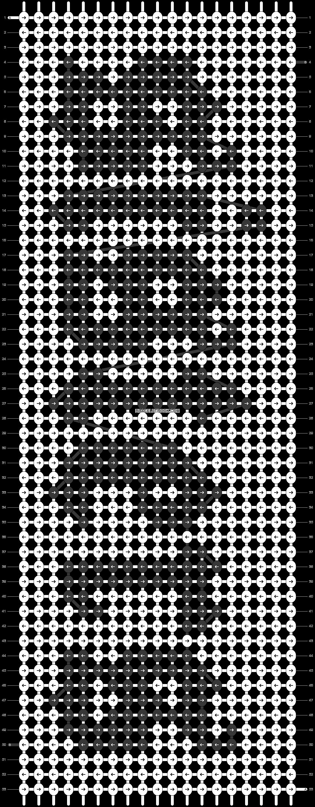 Alpha pattern #62874 pattern