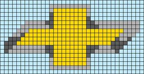 Alpha pattern #62882