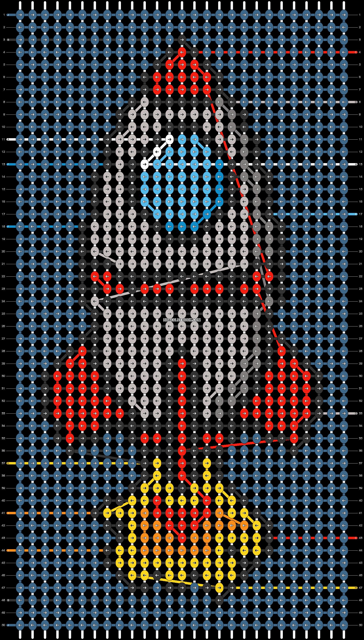 Alpha pattern #62884 pattern