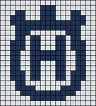 Alpha pattern #62888