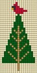 Alpha pattern #62897