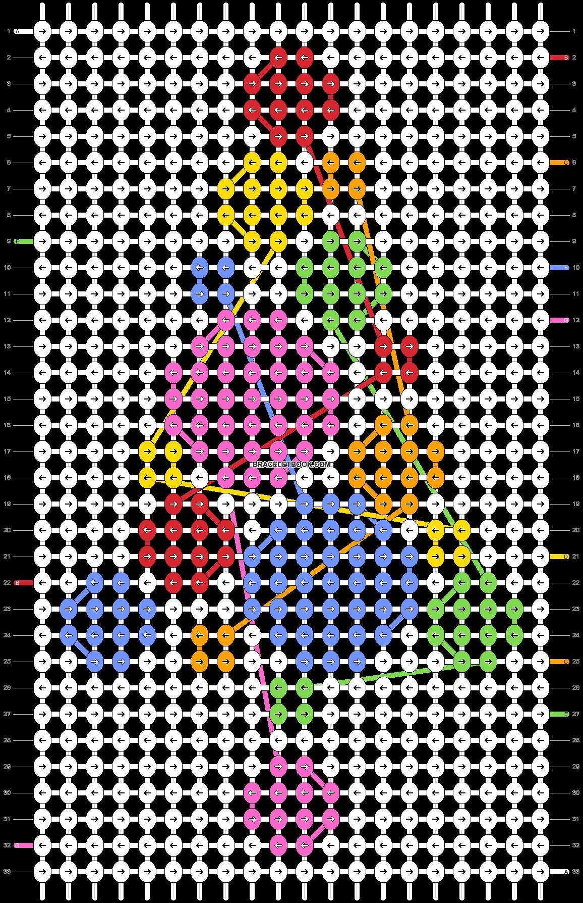 Alpha pattern #62899 pattern
