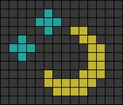 Alpha pattern #62904