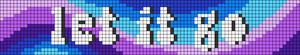 Alpha pattern #62907