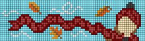 Alpha pattern #62928