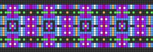 Alpha pattern #62941