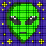 Alpha pattern #62947