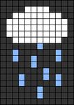 Alpha pattern #62953