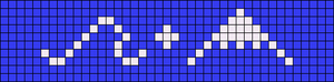 Alpha pattern #62957
