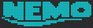Alpha pattern #62959