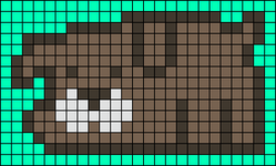 Alpha pattern #62965
