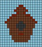 Alpha pattern #62971