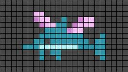 Alpha pattern #62975