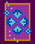 Alpha pattern #62976