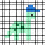 Alpha pattern #62982