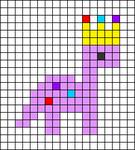 Alpha pattern #62984