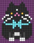 Alpha pattern #62987