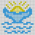 Alpha pattern #62997
