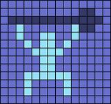 Alpha pattern #63002