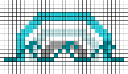 Alpha pattern #63003