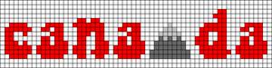 Alpha pattern #63004