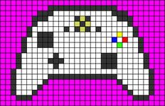 Alpha pattern #63007