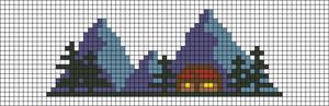 Alpha pattern #63013