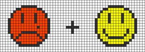 Alpha pattern #63016