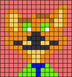 Alpha pattern #63021