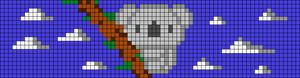 Alpha pattern #63025