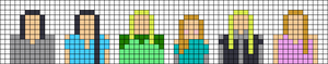 Alpha pattern #63026