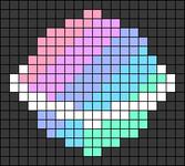 Alpha pattern #63032